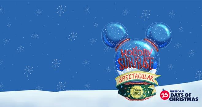 Freeform 25 Days Of Christmas Sweepstakes