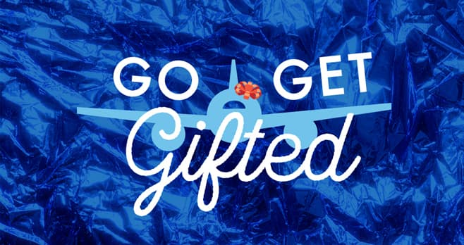 JetBlue Go Get Gifted Contest