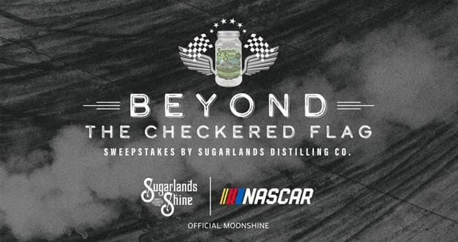 Sugarlands Beyond the Checkered Flag Sweepstakes