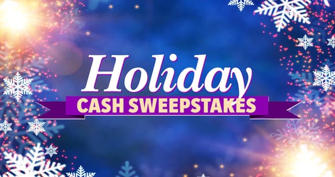 The View Holiday Cash Sweepstakes
