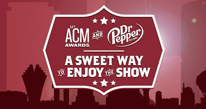 Big Lots Dr Pepper ACM Awards Sweepstakes