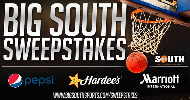 2019 Big South Basketball Sweepstakes