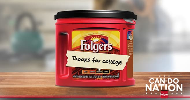 Folgers Can Do Sweepstakes