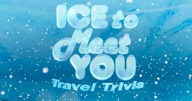 LIVE Kelly And Ryan Ice To Meet You Travel Trivia Sweepstakes
