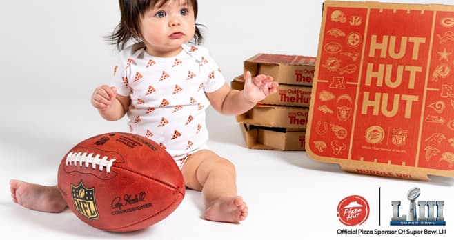 Pizza Hut Special Delivery Baby Search Sweepstakes