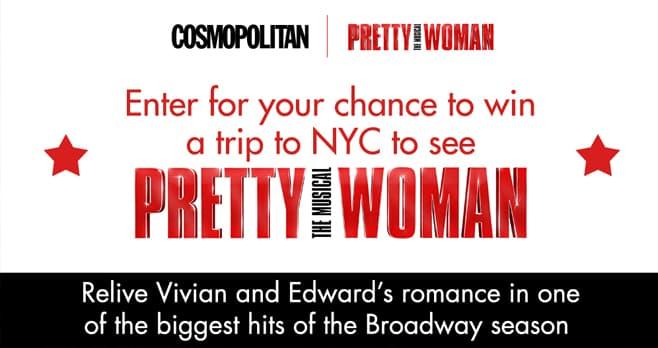 Cosmopolitan Pretty Fabulous Sweepstakes