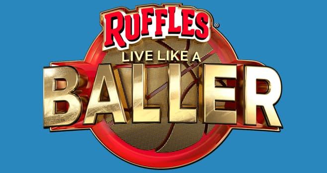 Ruffles Live Like A Baller Sweepstakes