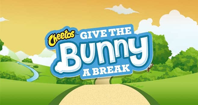 Cheetos Easter Give the Bunny a Break Sweepstakes (CheetosEaster.com)