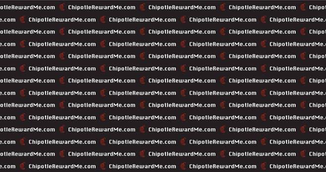 Chipotle Reward Me Giveaway (ChipotleRewardMe.com)