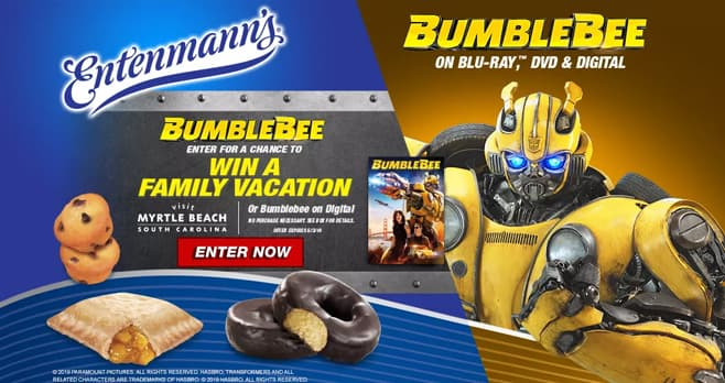 Little Bites Bumblebee Sweepstakes (LittleBites.com/Bumble-bee)