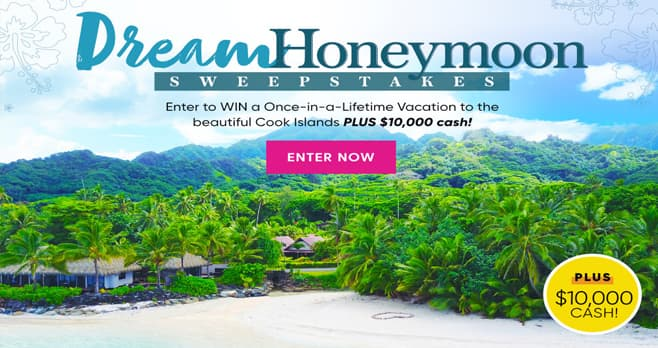 Martha Stewart Dream Vacation Sweepstakes