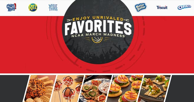 NABISCO Unrivaled Sweepstakes (NabiscoUnrivaled.com)