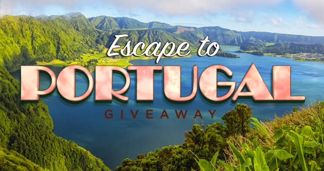 Wheel Of Fortune Escape to Portugal Sweepstakes
