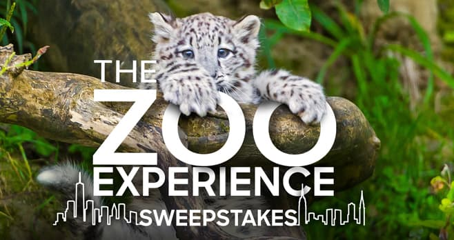Animal Planet Zoo Sweepstakes (AnimalPlanet.com/ZooSweepstakes)