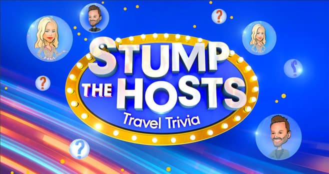 LIVE Kelly And Ryan Stump the Hosts Travel Trivia Contest