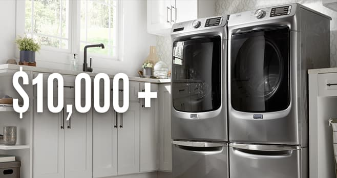 Maytag Powerhouse Sweepstakes