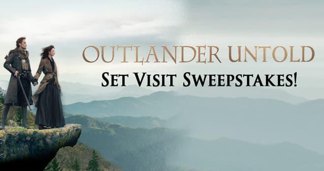 Outlander Untold Sweepstakes