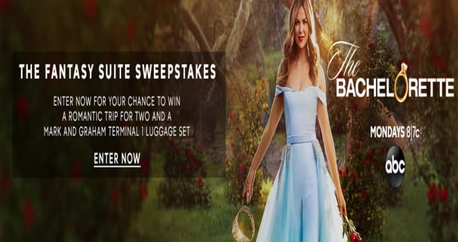 Mark & Graham Fantasy Suite Sweepstakes