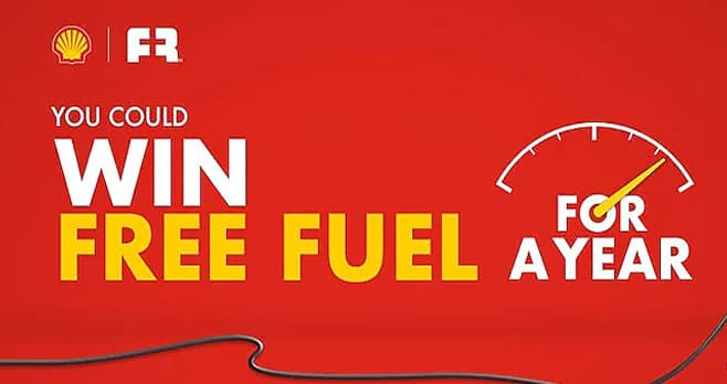 Shell Great Gas Giveaway