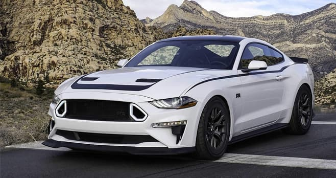 Pennzoil Mustang RTR Sweepstakes