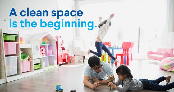 Clorox Ultimate Clean Space Makeover Sweepstakes