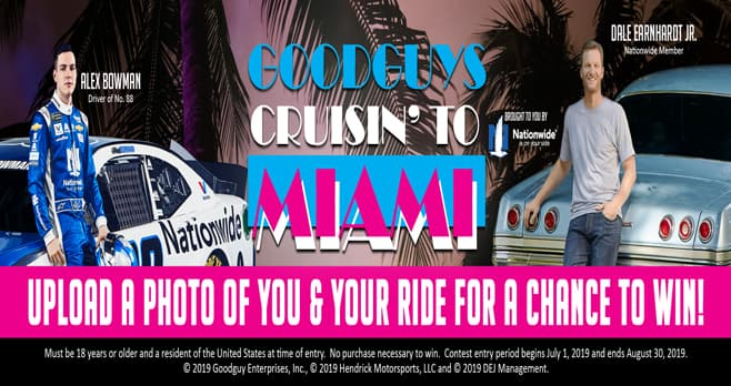 Goodguys Cruisin' to Miami Contest