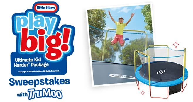 TruMoo Play Big Sweepstakes (TruMooPlayBigSweeps.com)