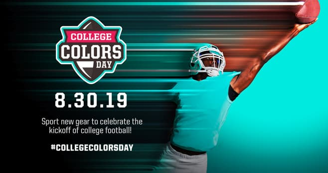 College Colors Day Sweepstakes