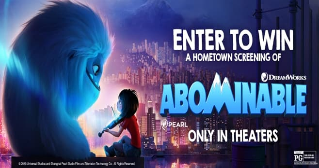 Little Debbie Abominable Giveaway
