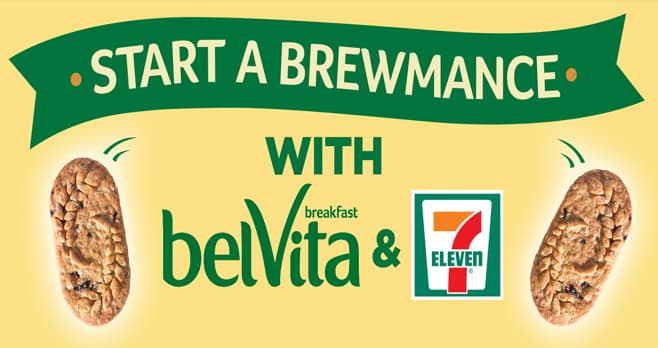 Start a Brewmance with belVita Instant Win Game