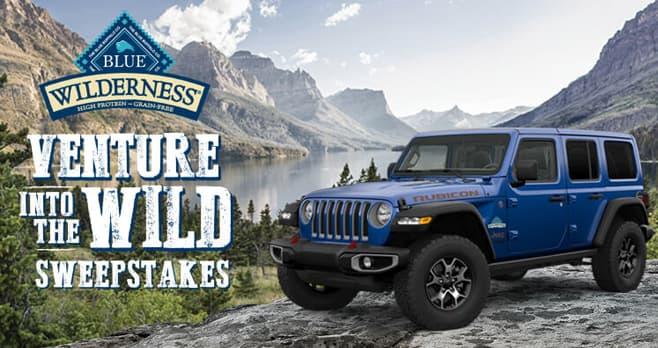 Blue Buffalo Wild Sweepstakes (WildSweeps.com)