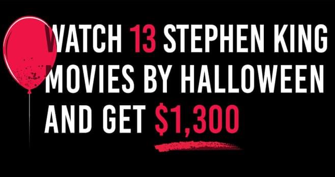 Dish Stephen King Movie Contest