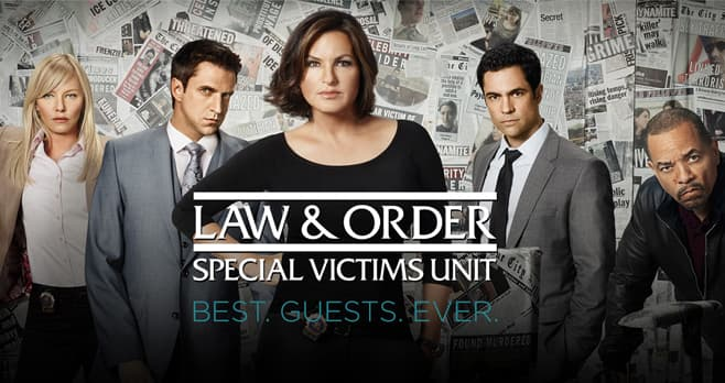 USA Network Law & Order SVU Best Guests Ever Sweepstakes
