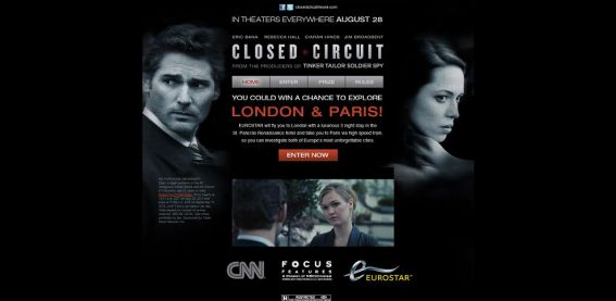 Focus Features Closed Circuit Promotion