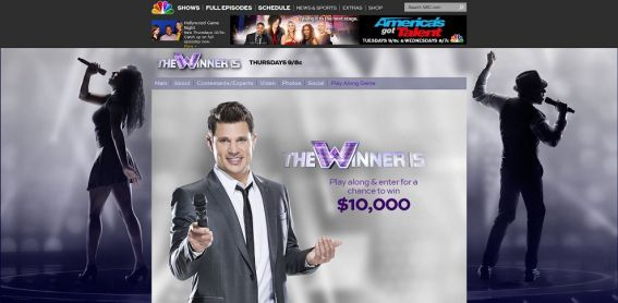 The Winner Is Sweepstakes