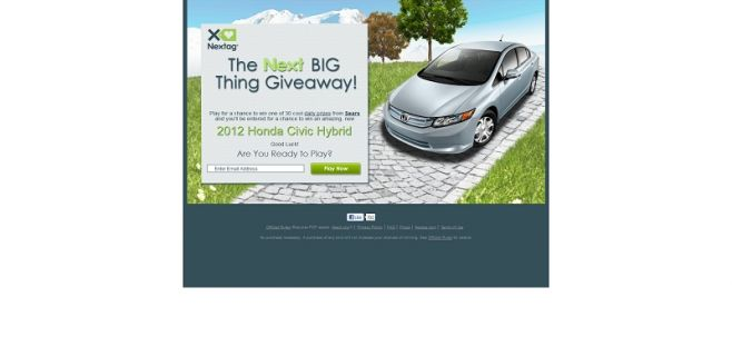 NexTag's The Next Big Thing Giveway