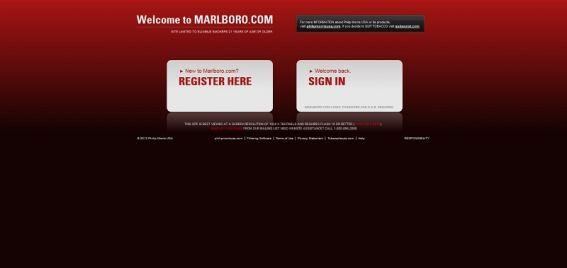 Code Marlboro Sweepstakes