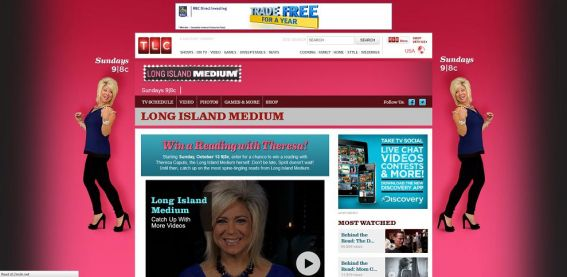 tlc.com/winareading – TLC Long Island Medium Scene Sequencer Sweepstakes