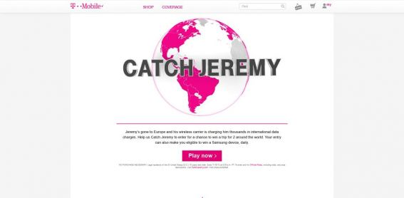 catchjeremy.com – Catch Jeremy Sweepstakes