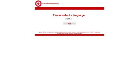 www.informtarget.com – Target Guest Survey Online Instant Win and Sweepstakes