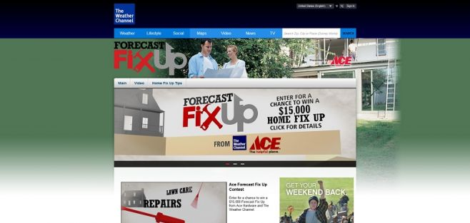 weather.com/fixup – Forecast Fix-Up Contest