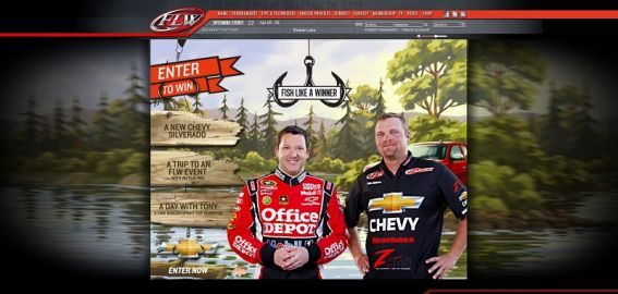 chevyoutdoors.com – Fish Like a Winner Sweepstakes