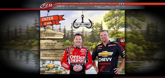 chevyoutdoors.com – Fish Like a Winner Sweepstakes