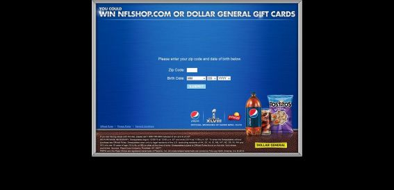pepsiwinningteam.com – Pepsi Winning Team Sweepstakes
