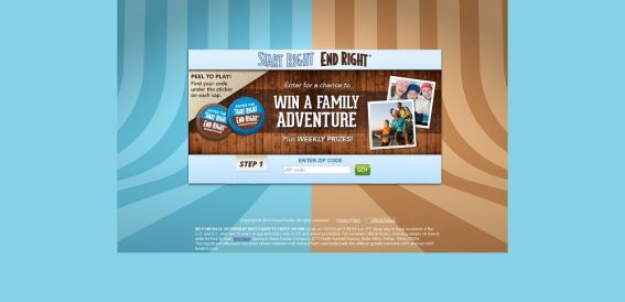 startrightendright.com – Dean Foods Start Right, End Right Sweepstakes