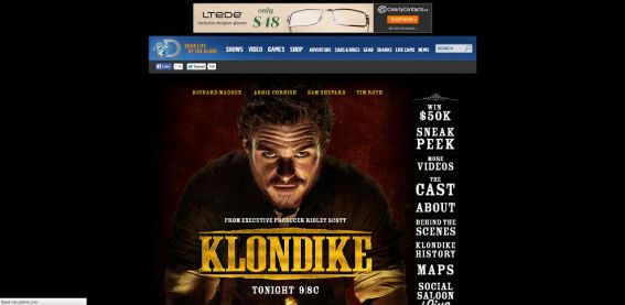 klondiketv.com – Klondike Watch to Win Sweepstakes