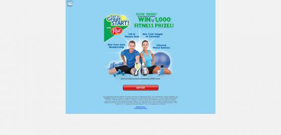 PostHealthontrack.com – Post Health On Track Sweepstakes