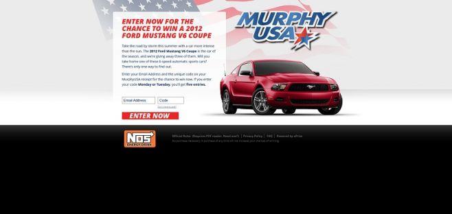 www.summercargiveaway.com – Murphy Summer Car Giveaway