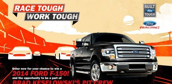 racetoughworktough.com – Race Tough Work Tough Sweepstakes