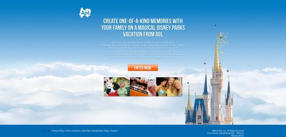 Magic Vacation Giveaway Sweepstakes and Instant Win Game